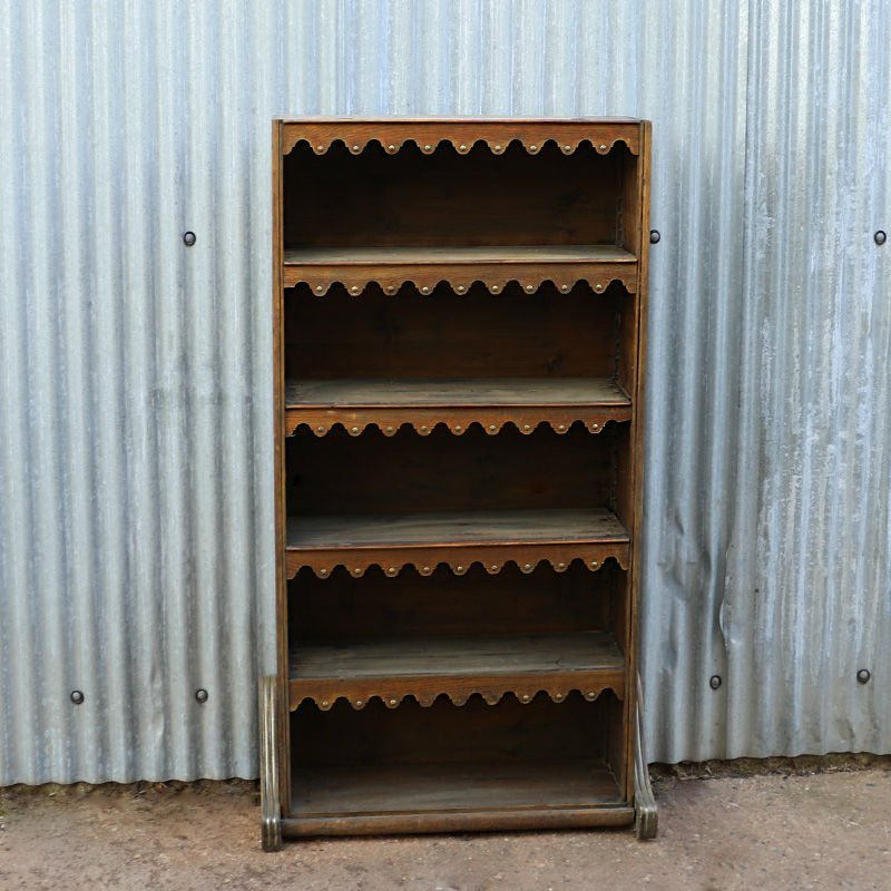 1930s Griffin Bookcase