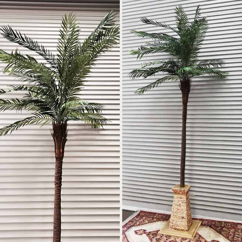 Artificial Tall Palm Tree