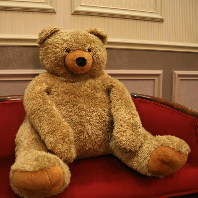 Giant Brown Teddy Bear 2