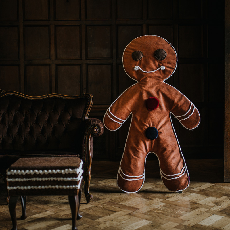 Giant Gingerbread Man 2