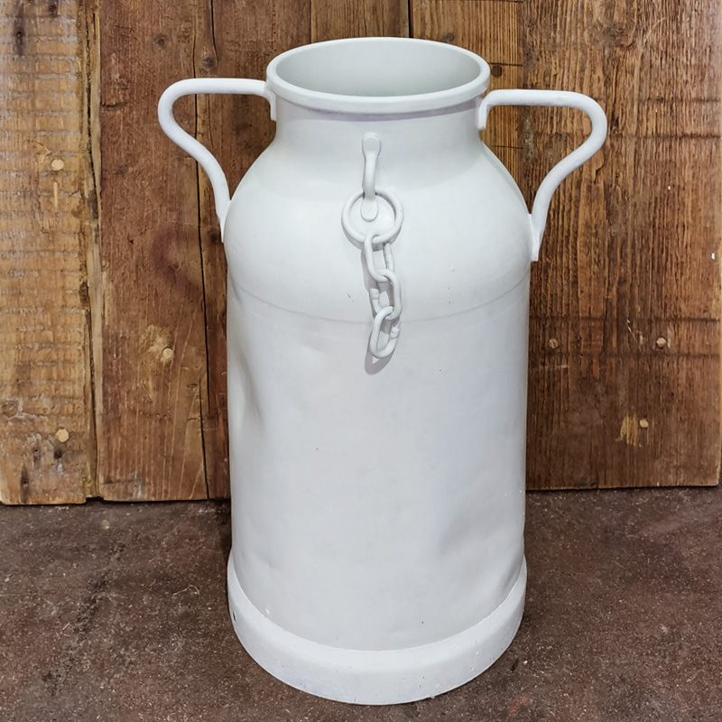 Cream Milk Churn