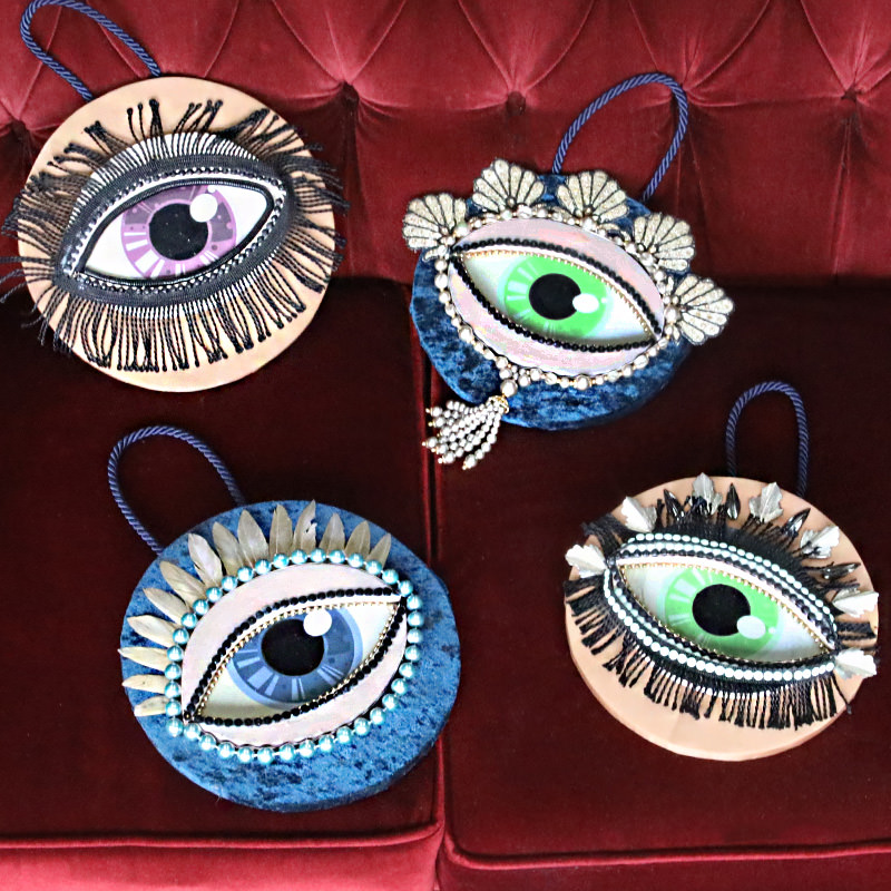 Decorative Eye Wall Hangings