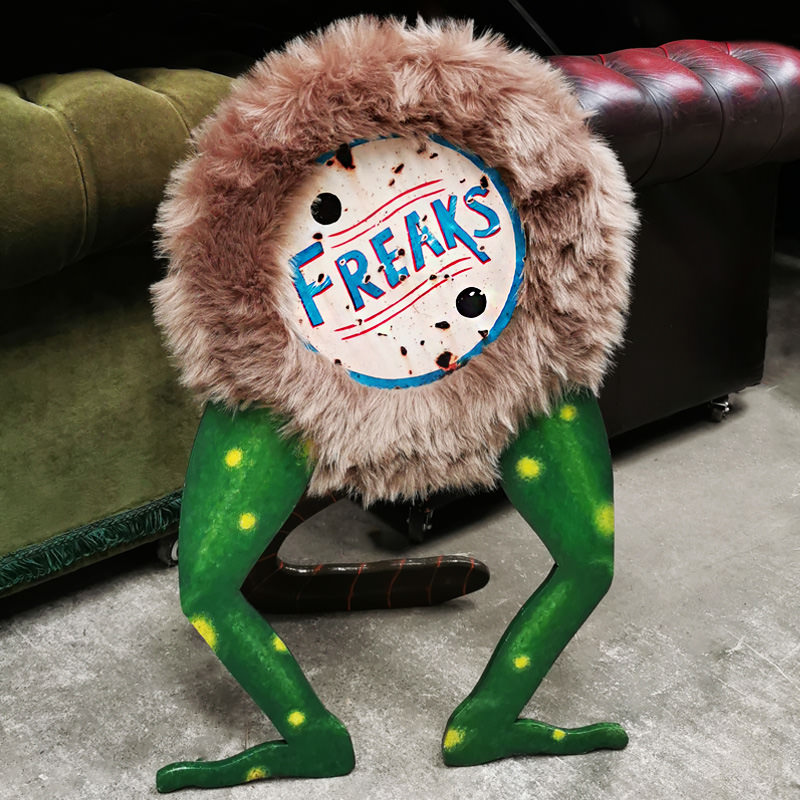 Freaks Creature Sign