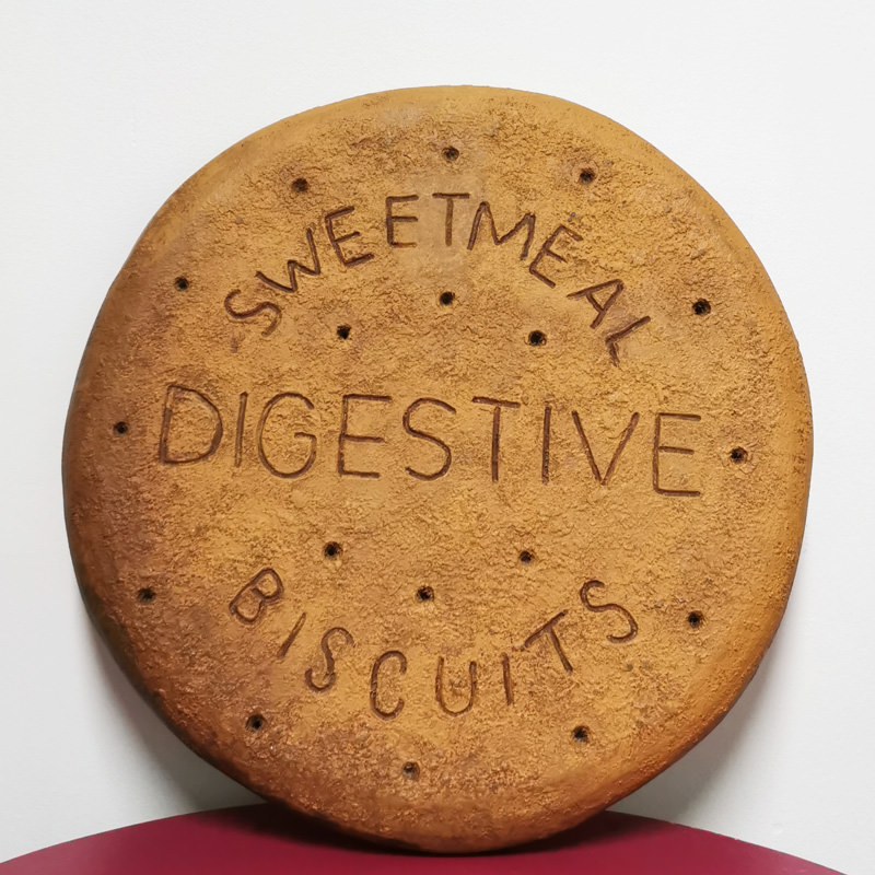 Giant Digestive Biscuit