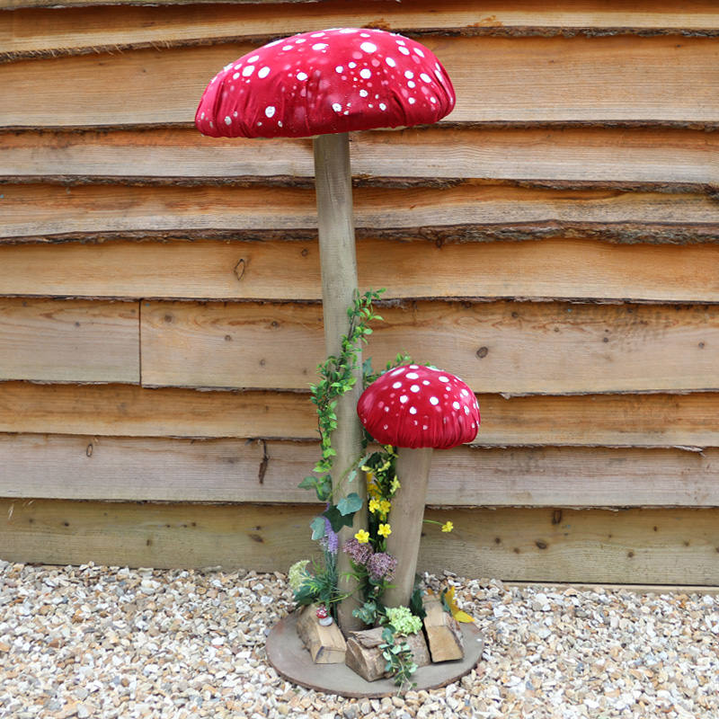 Giant Red Toadstool  2
