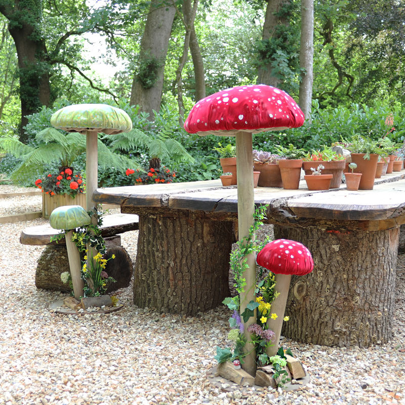 Giant Red Toadstool  3