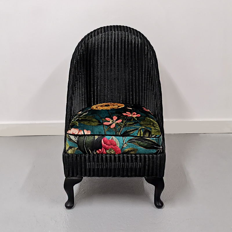 Lloyd Loom Chair as seen on BBC Money For Nothing