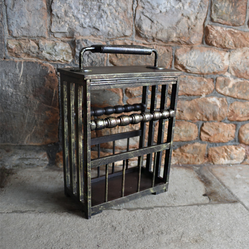 Vintage Style Magician's Dove Cage 1