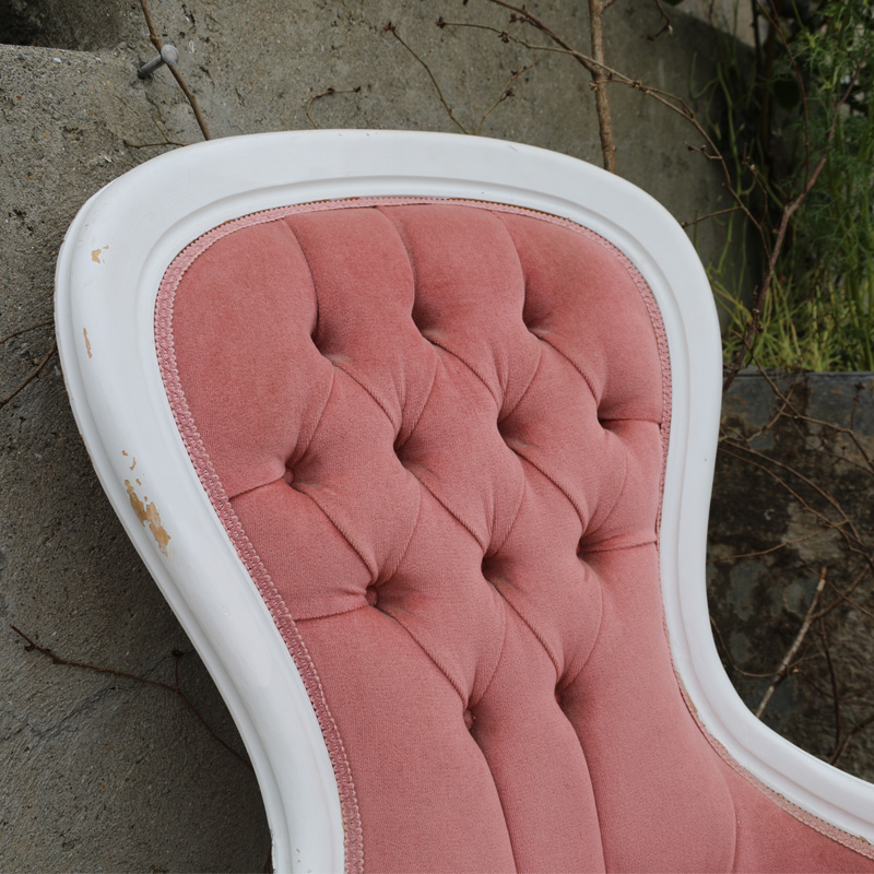 Pink Spoon Back Emily Chair 2