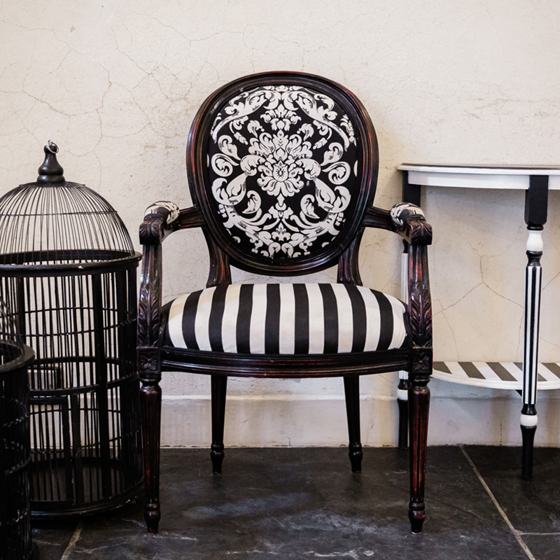 Beetlejuice Chair
