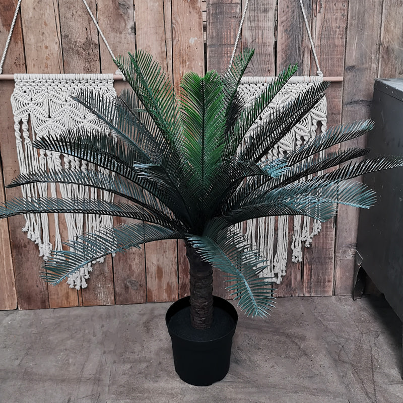 Sago Palm Artificial Pot Plant