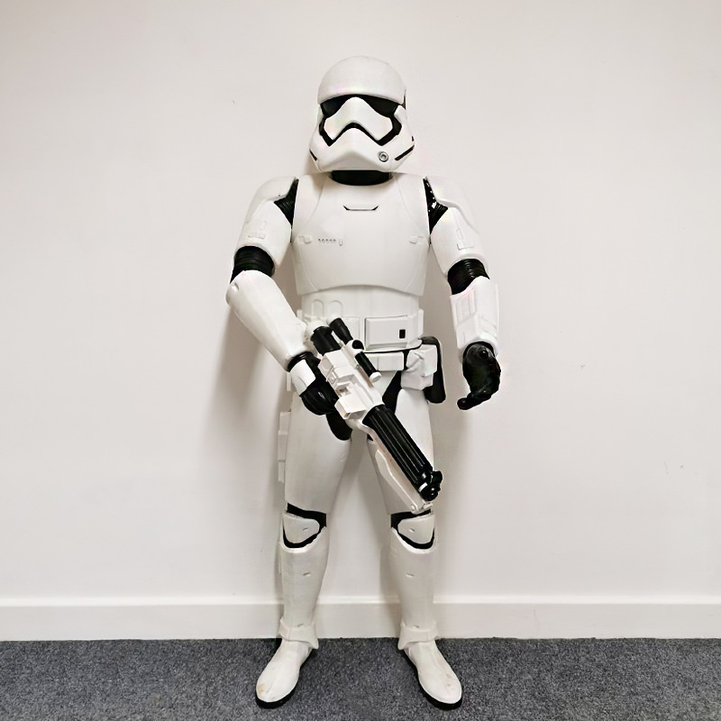 Large Storm Trooper Toy