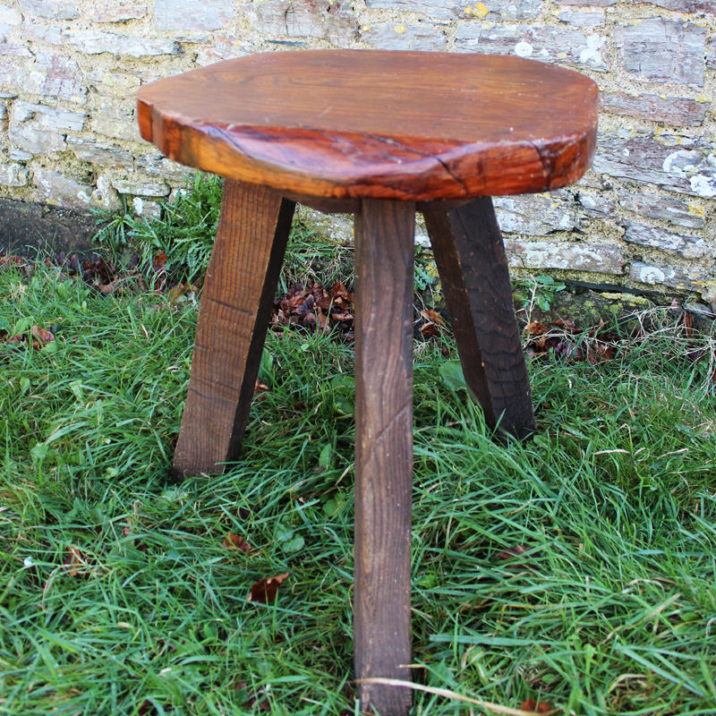 Woodland Stool Table Thing