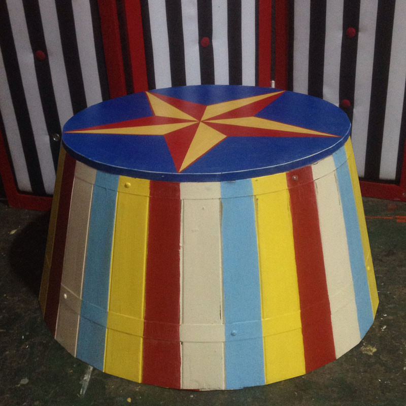 Single Star Circus Podium  2