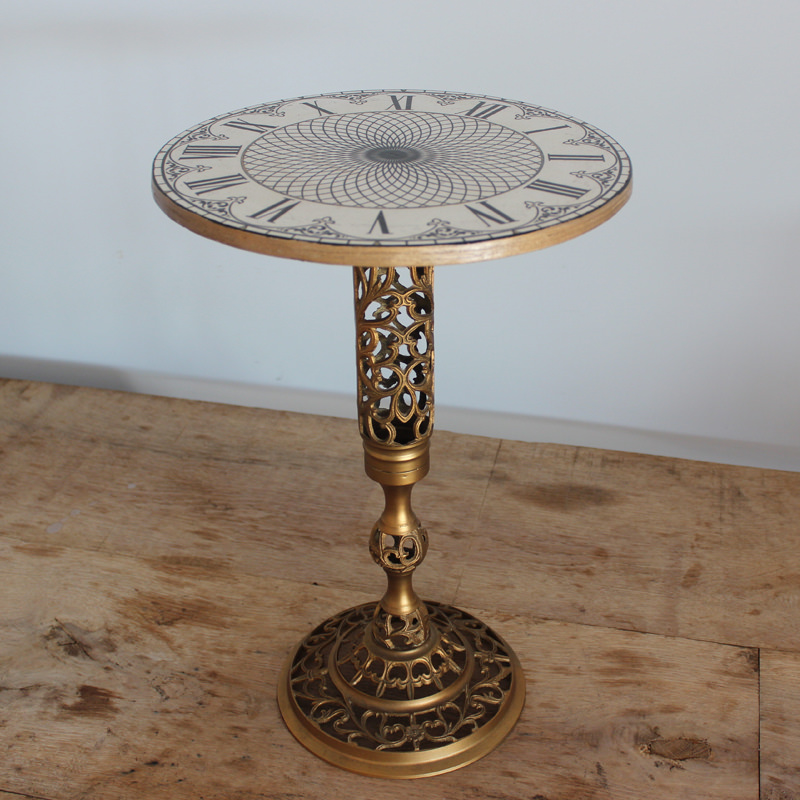 Tall Clock Cake Stand