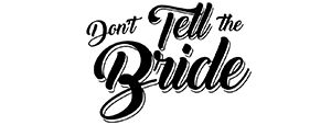 Don't Tell The Bride Logo