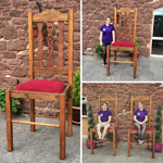 Giant Dining Chair
