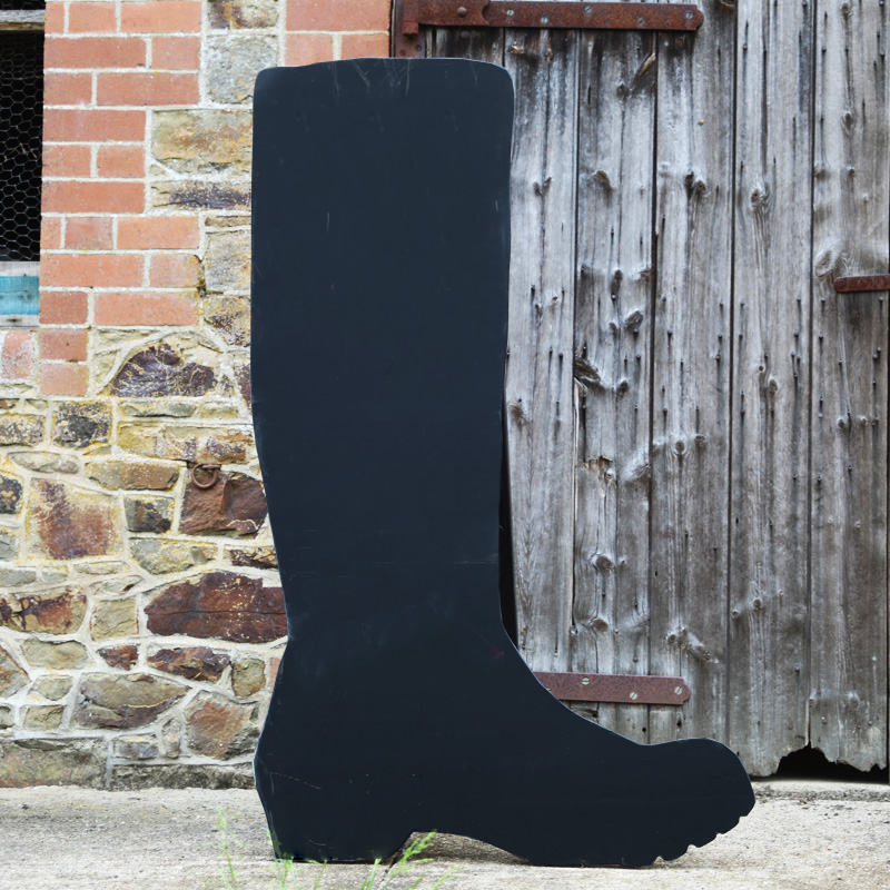 Giant Welly Chalkboard