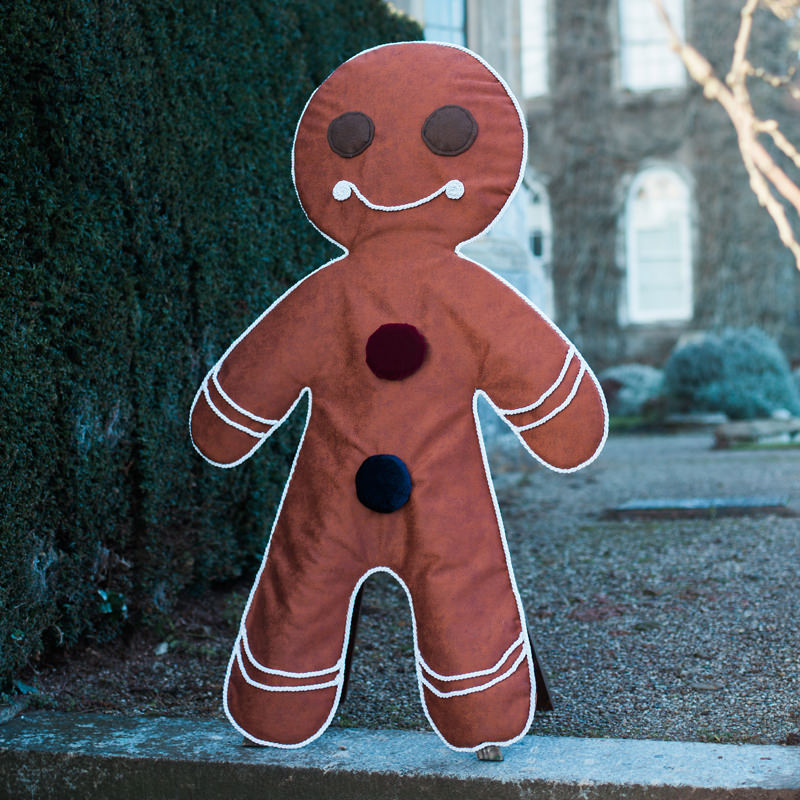 Giant Gingerbread Man 4