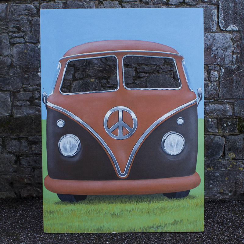 Campervan Peep Board