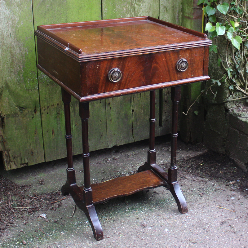 Petite Sewing Table  1