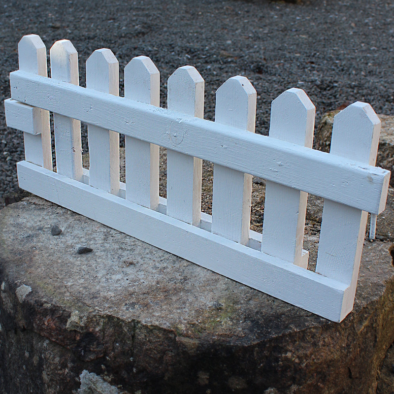 Mini Picket Fence For Table Displays The Prop Factory