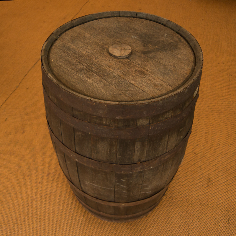 Oak Barrel 2