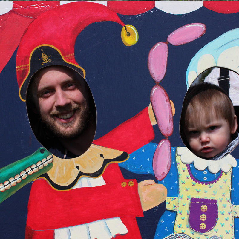 Punch & Judy Peep Board 2