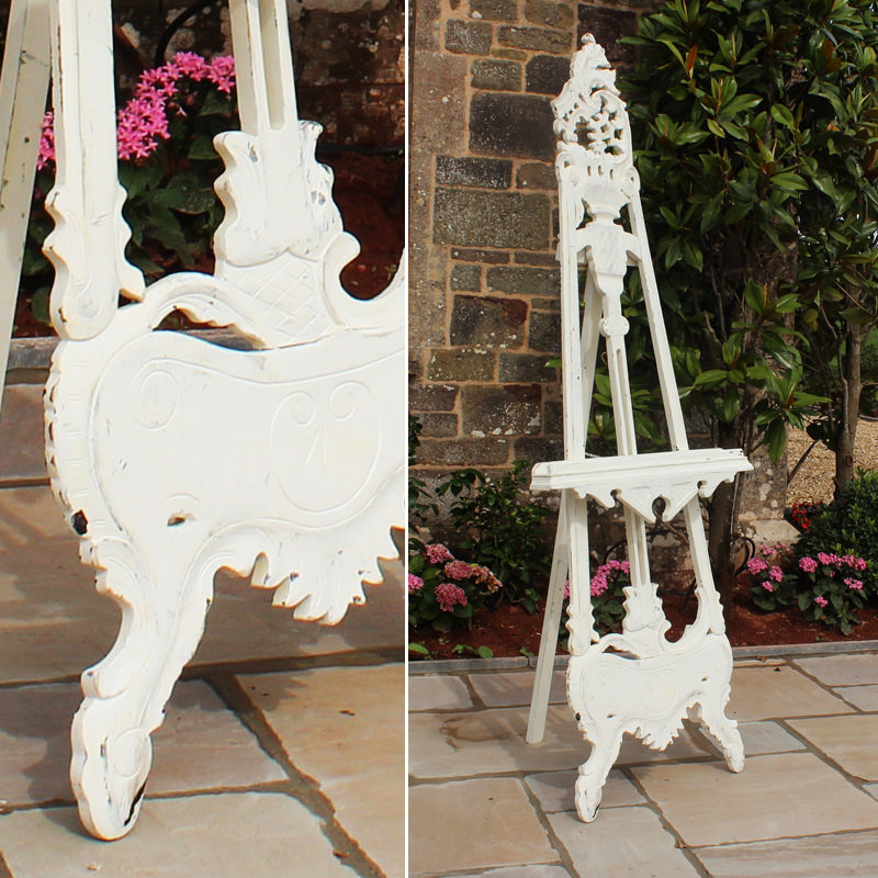 Rustic Shabby Easel