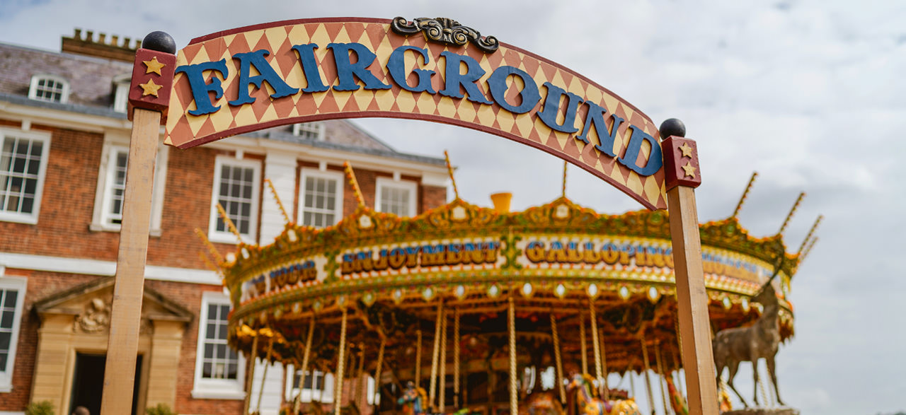 Fairground Sign