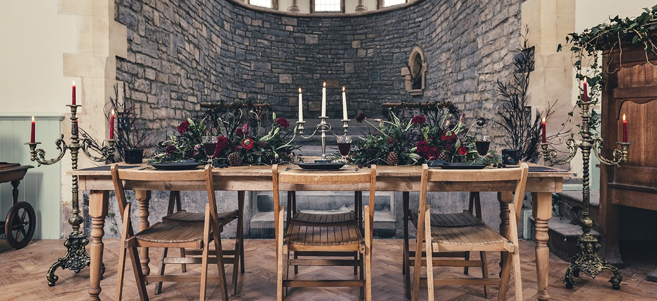 Gothic Tables & Chairs