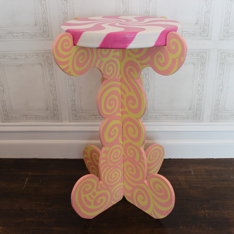 Candy Poseur Table