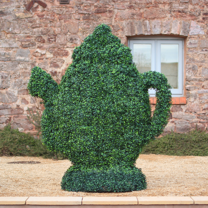 5ft Topiary Teapot