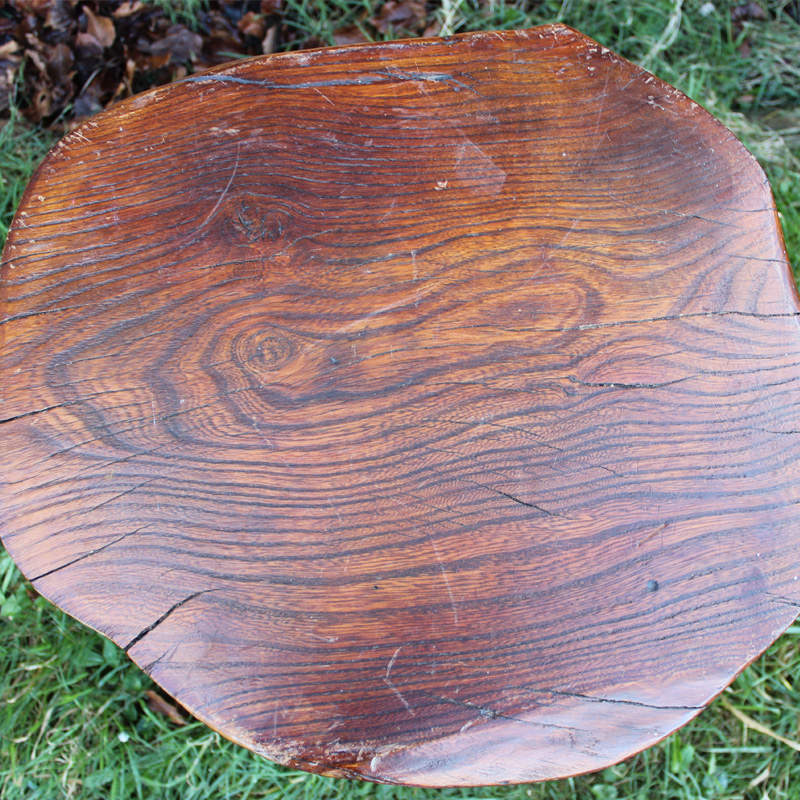 Woodland Stool Table Thing 2
