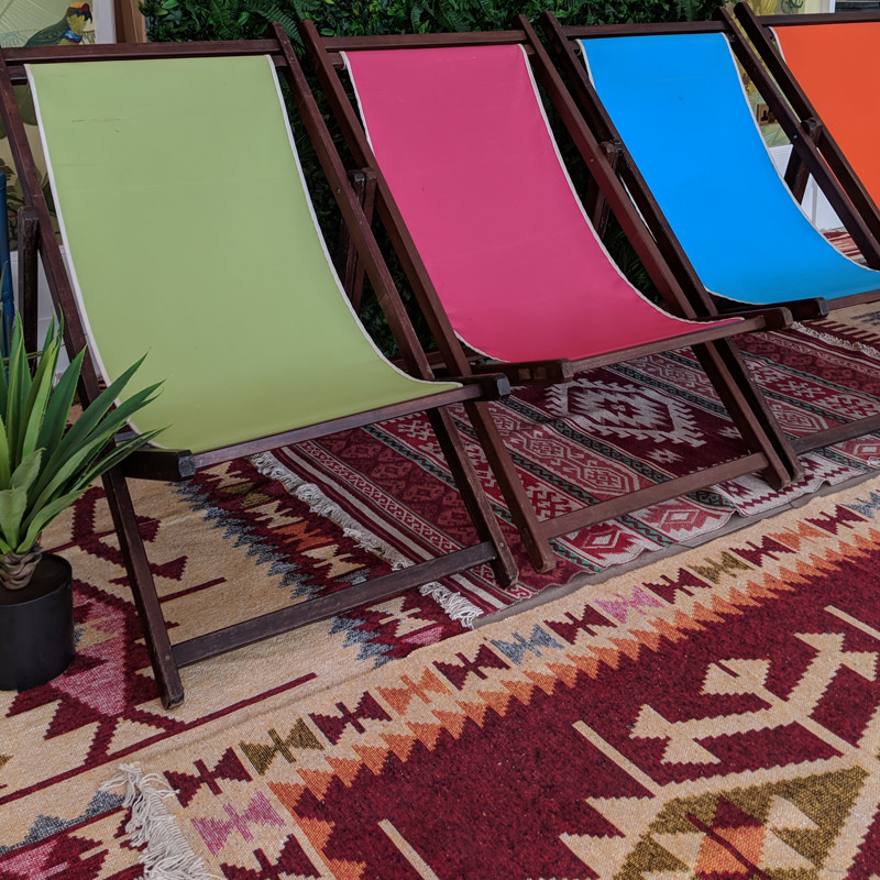 Tropical Deckchair  3